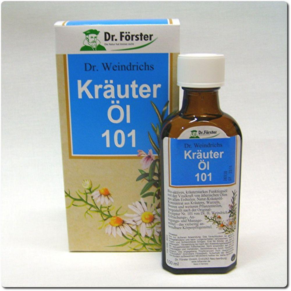 Kräuteröl 101